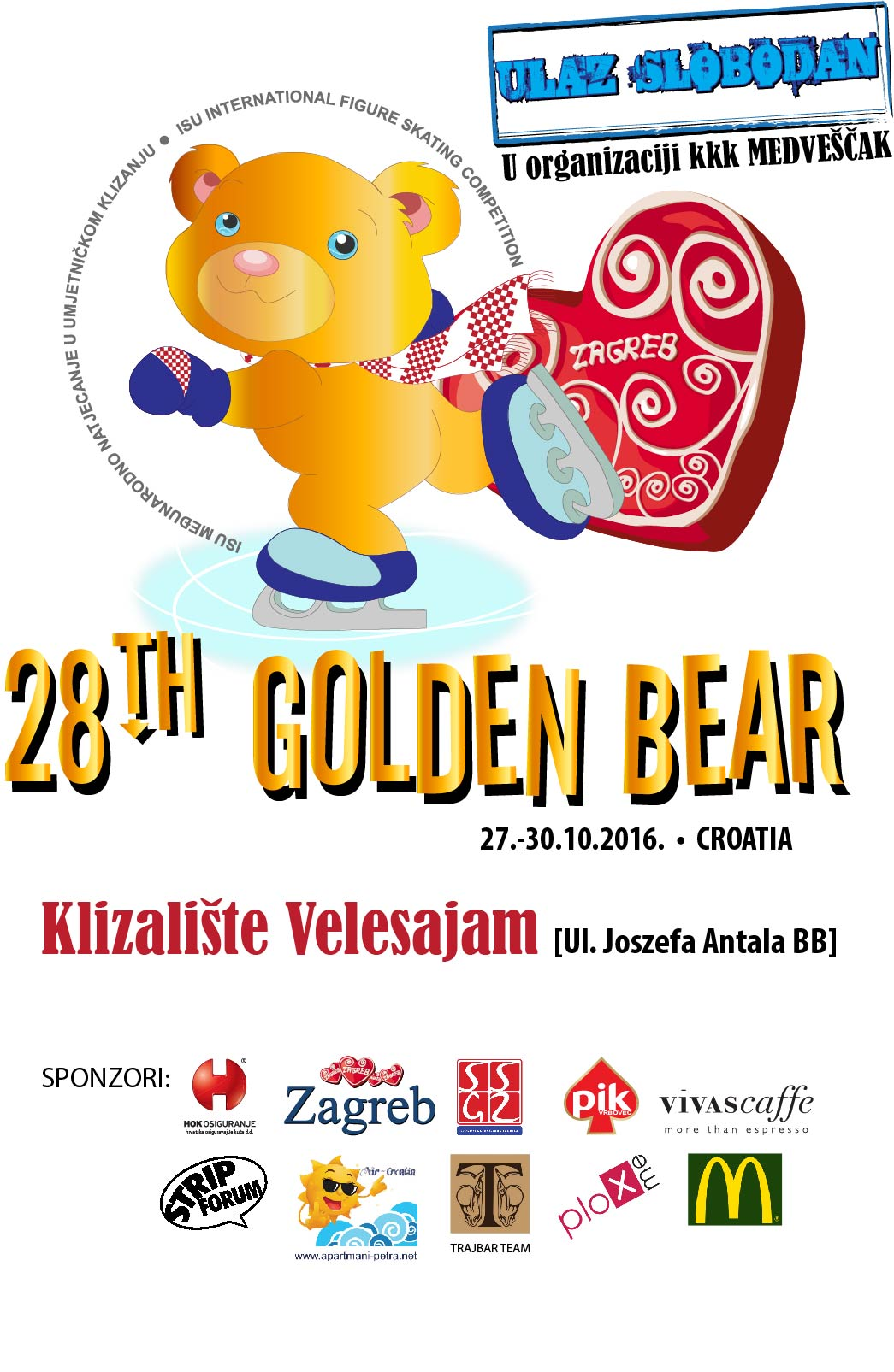 golden bear 28